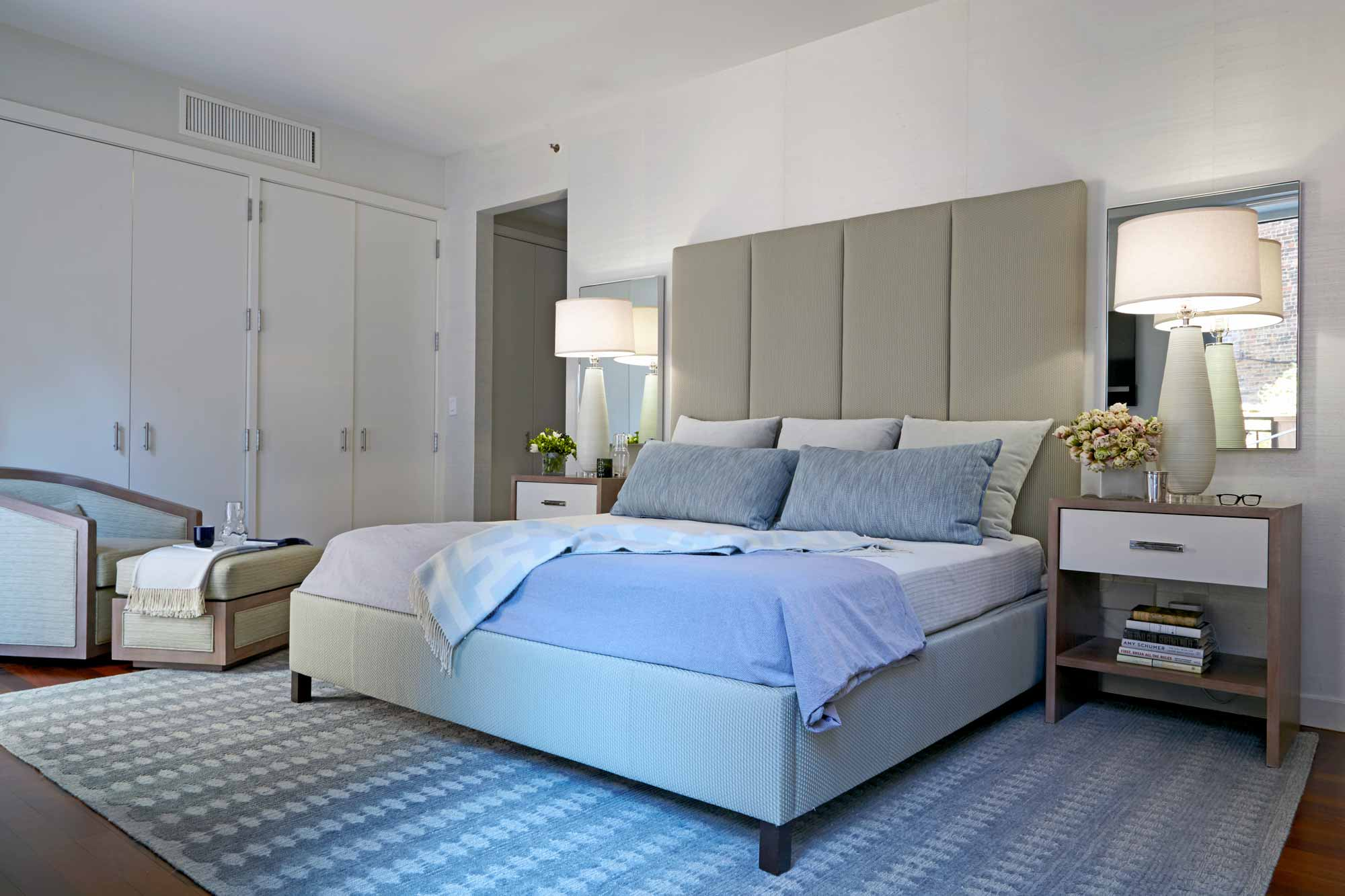 brooke moorhead design west village family comfort bedroom