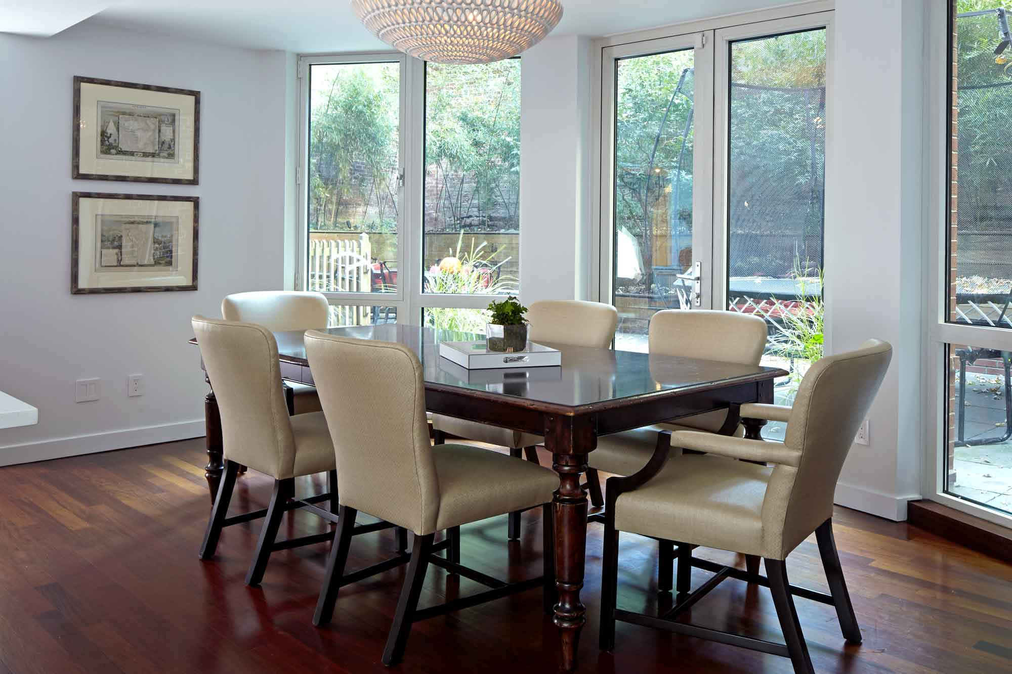 brooke moorhead design west village family comfort dining room