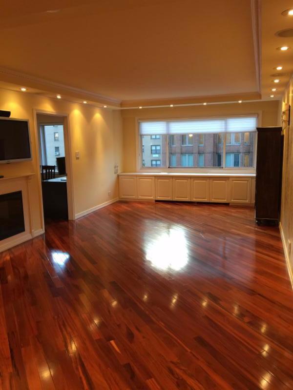 Brooke Moorehead blog post transformations living room ceiling before