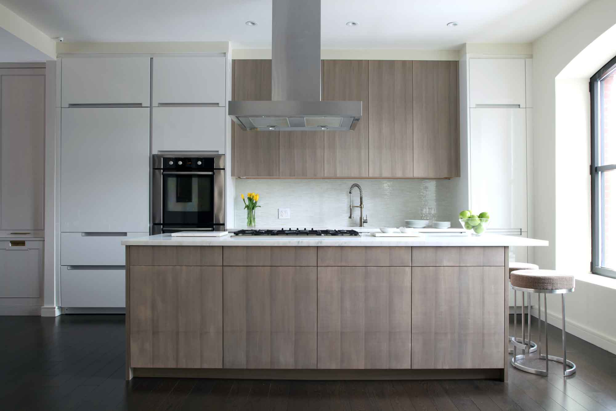brooke moorhead design kitchen tribeca chic