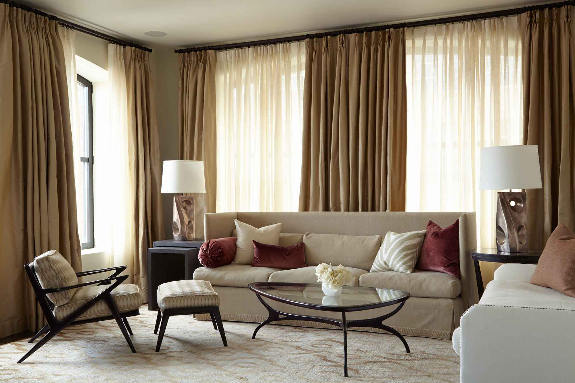 brooke moorhead design tribeca chic living room