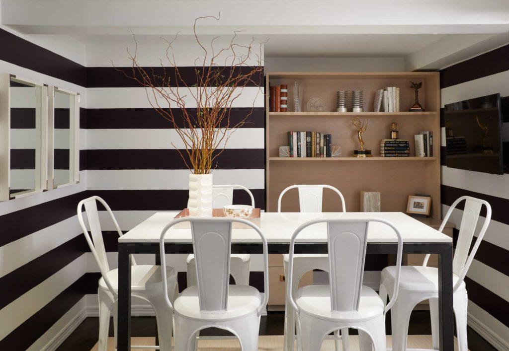 brooke moorhead design lenox hill playful dining