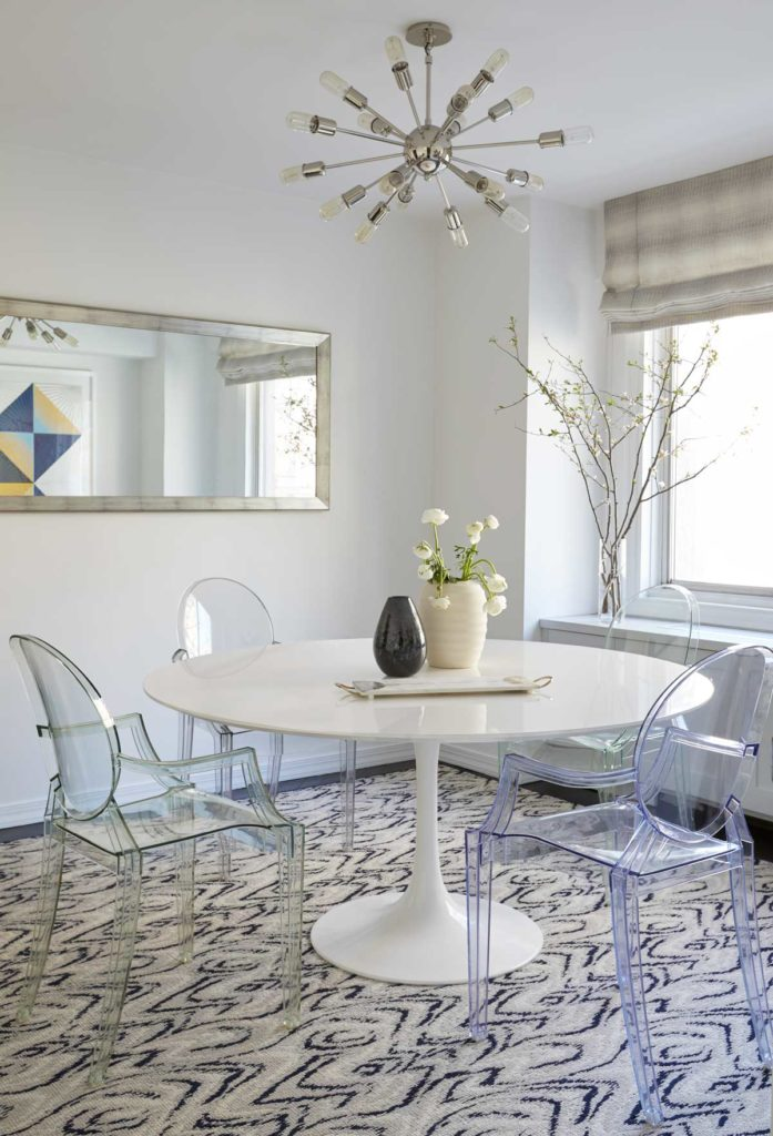 brooke moorhead design lenox hill playful dining area