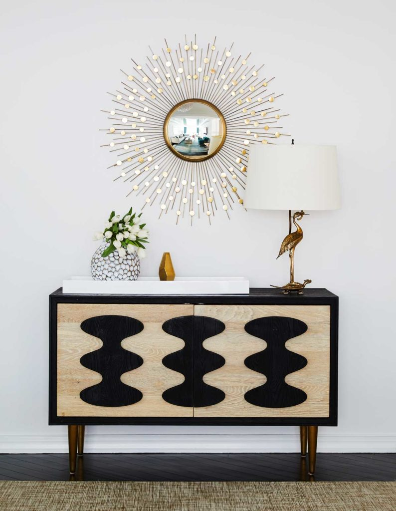 brooke moorhead design lenox hill playful mirror